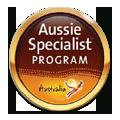 Certificado de agencia de viajes especialista en viajes a Australia