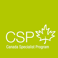 Certificado de agencia de viajes especialista en viajes a Canadá