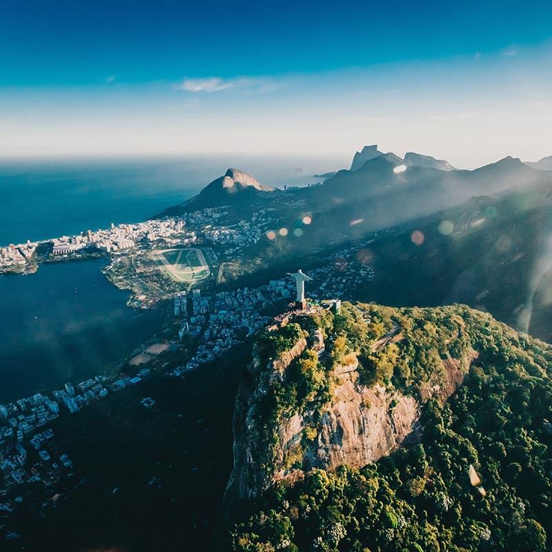 imagen destino Viajes Eurotrip Bidaiak: Brasil-Viaje organizado Brasil | Viaje a medida Brasil | Viajes Eurotrip
