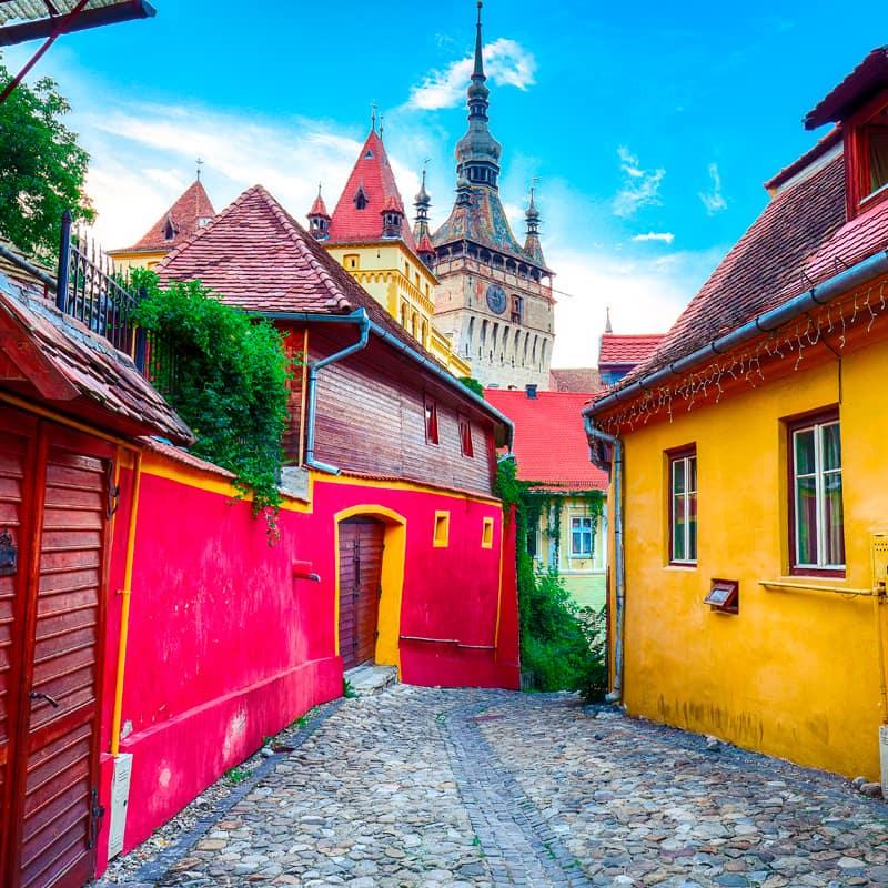 Viaje en Grupo: Rumanía