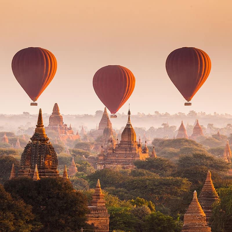 imagen destino Viajes Eurotrip Bidaiak: Myanmar-Viajes a Myanmar | Viajes a medida | Viajes en Grupo | Eurotrip