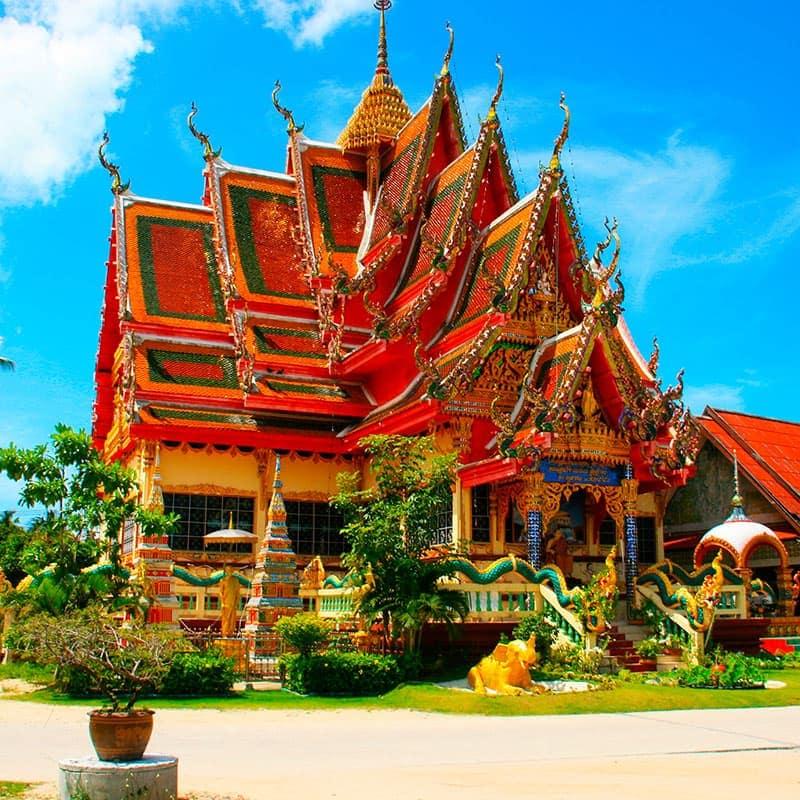 imagen destino Viajes Eurotrip Bidaiak: Tailandia-Viajes a Tailandia | Viajes a medida | Viajes Eurotrip