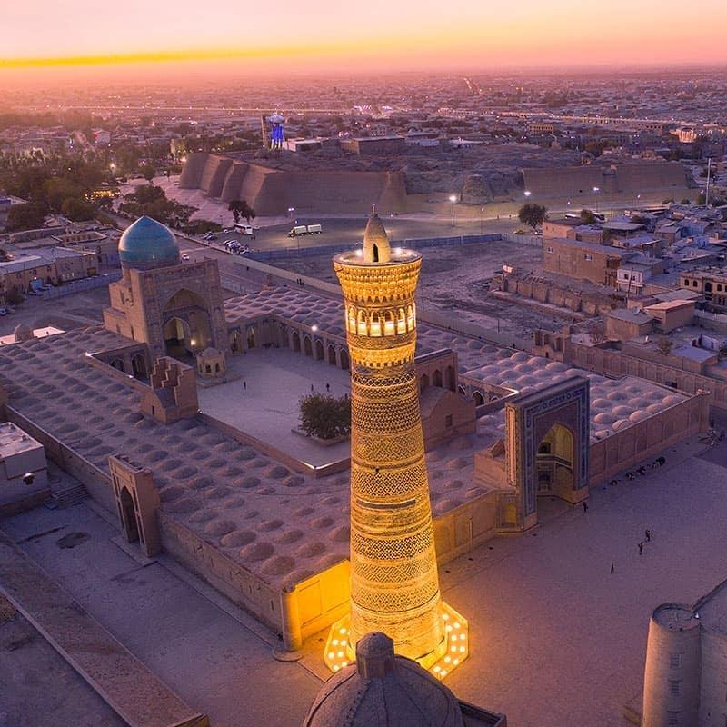 Viajes en Grupo Uzbekistan