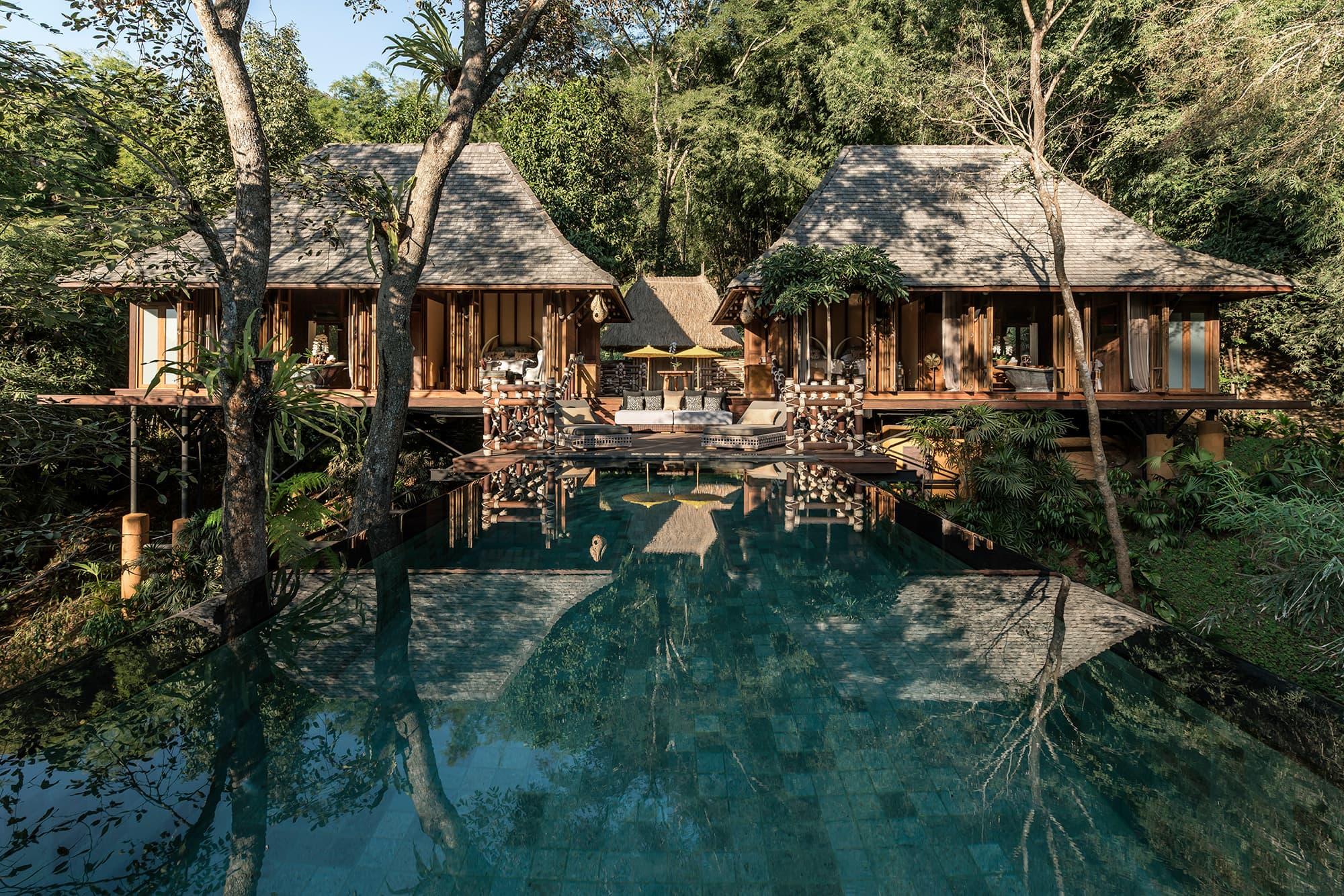 El triángulo de oro en campamento de lujo y Phi Phi Island - Tailandia- imagen #1