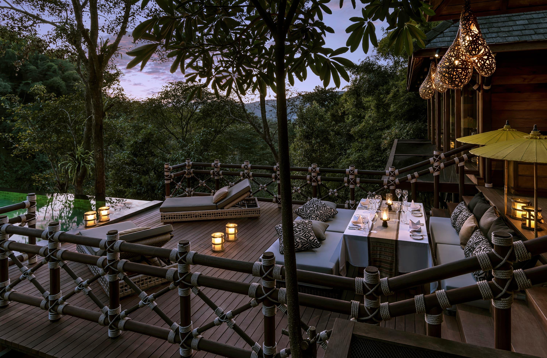 Viaje a Tailandia: El triángulo de oro en Campamento de lujo y Phi Phi Island