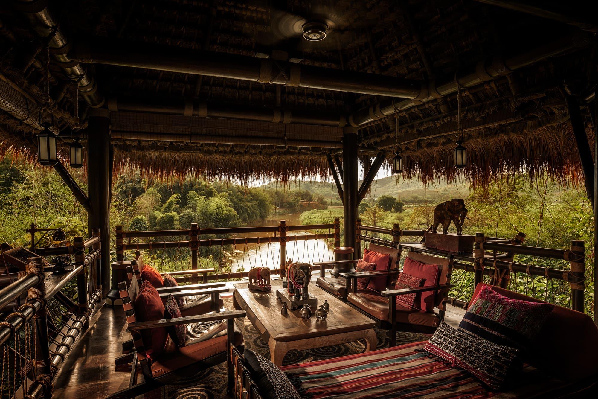 El triángulo de oro en campamento de lujo y Phi Phi Island - Tailandia- imagen #6