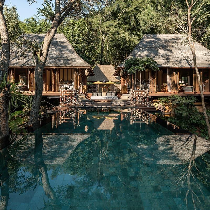 Viaje a medida: El triángulo de oro en campamento de lujo y Phi Phi Island-Tailandia
