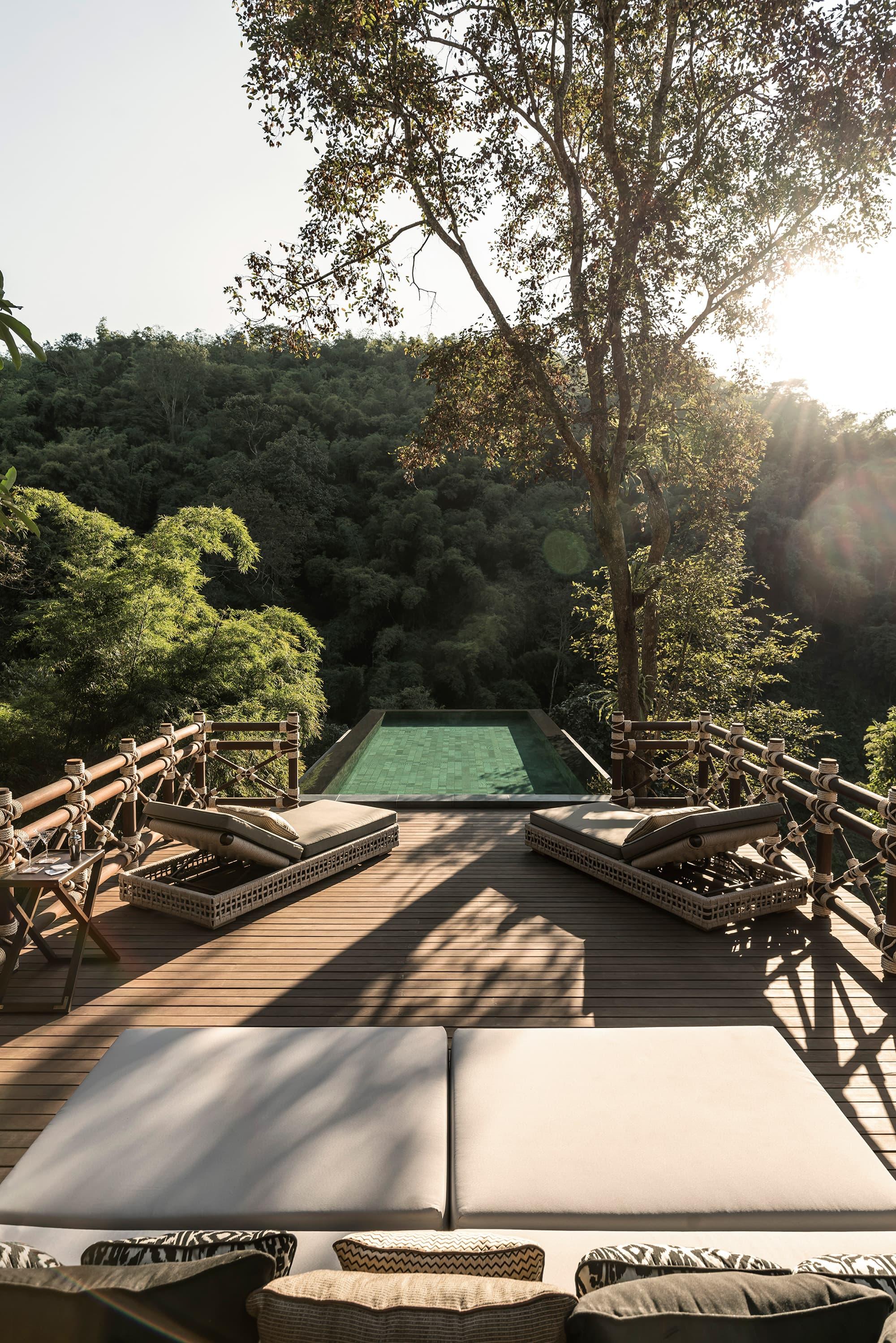 El triángulo de oro en campamento de lujo y Phi Phi Island - Tailandia- imagen #5