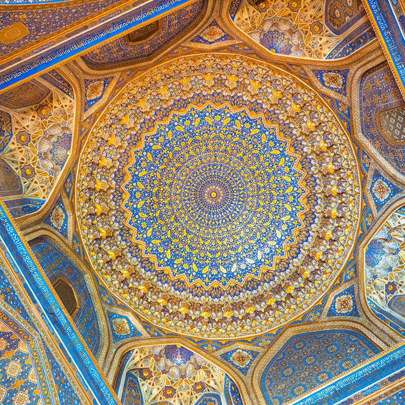 Viajes en grupo | Viajes Eurotrip Bidaiak |  Viaje en grupo a Uzbekistan  Antigua Ruta de la Seda