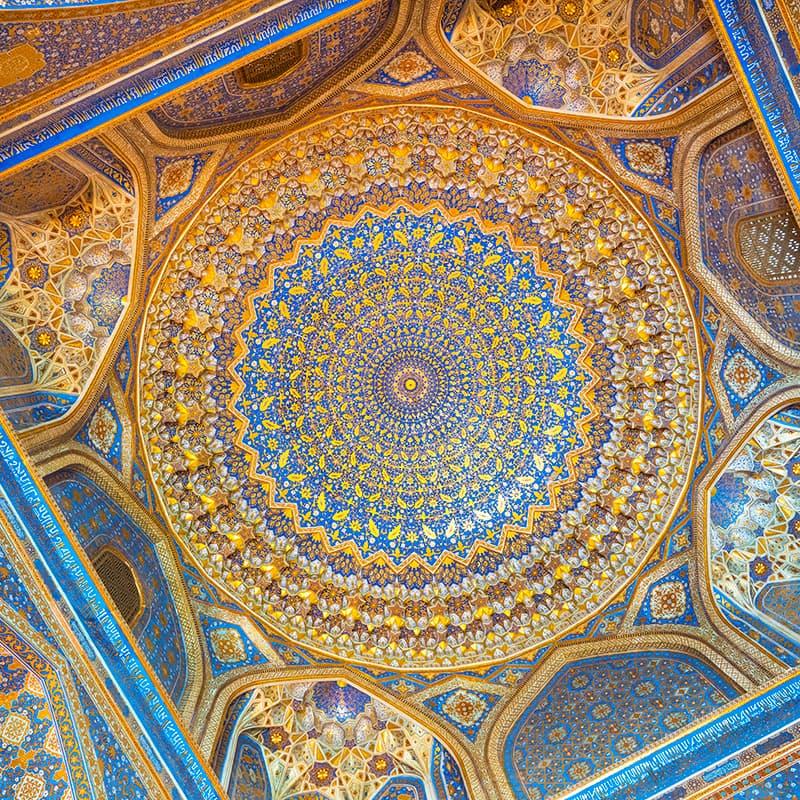 Viajes a medida   La Ruta de Samarkanda I-culturales