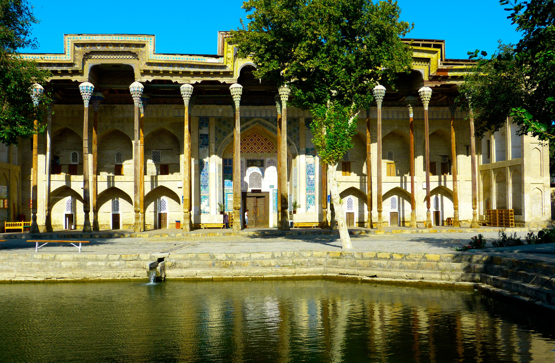 Viaje organziado a Uzbekistán: Ruta de Samarkanda I | Eurotrip