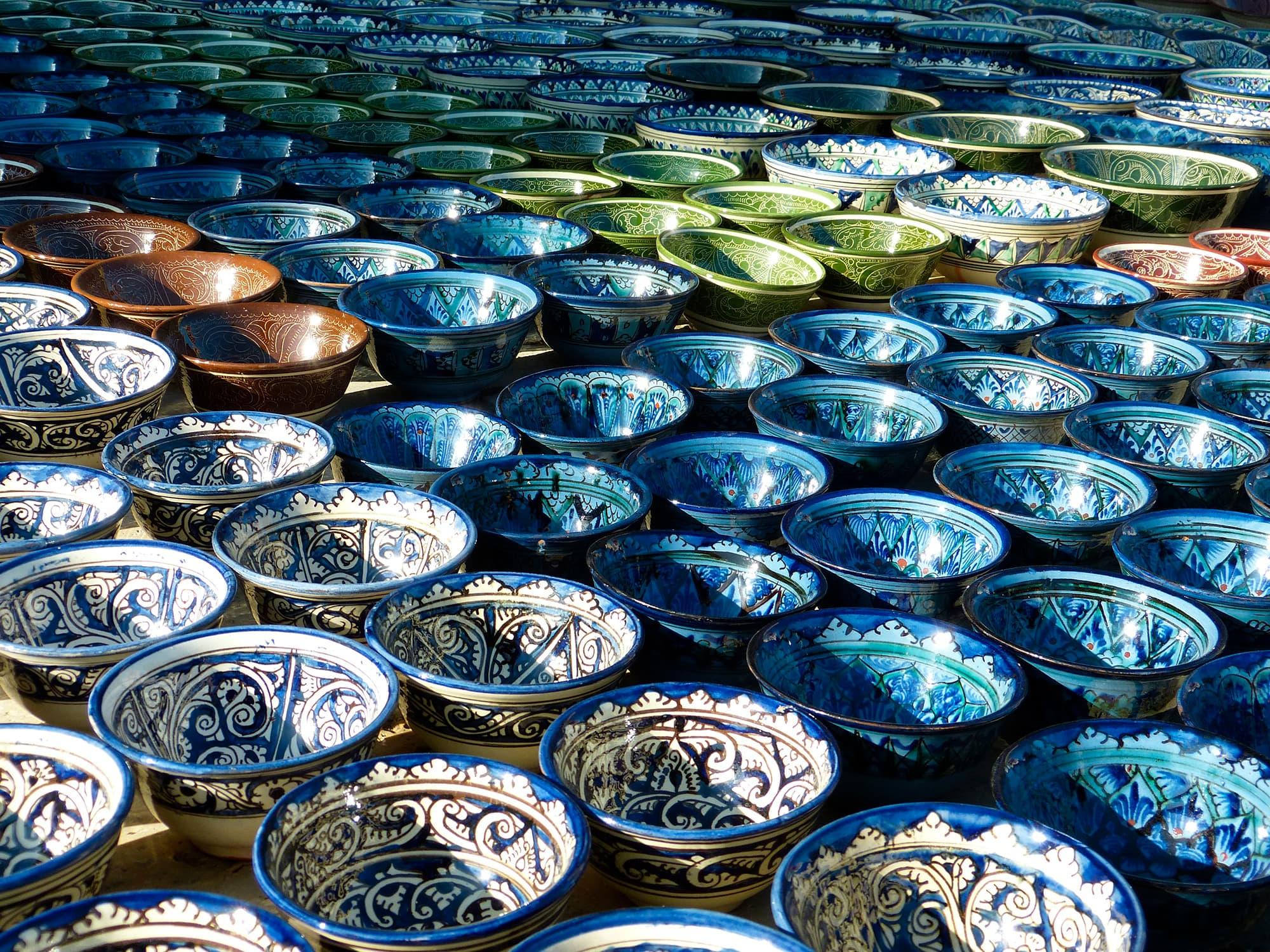 La Ruta de Samarkanda I - Uzbekistan- imagen #2
