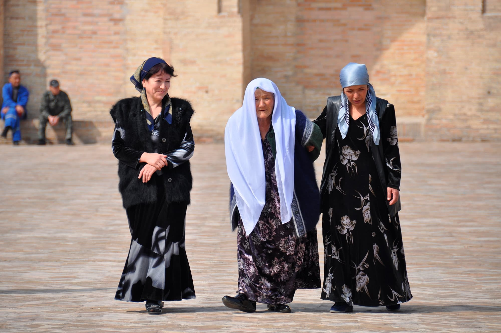 La Ruta de Samarkanda I - Uzbekistan- imagen #4