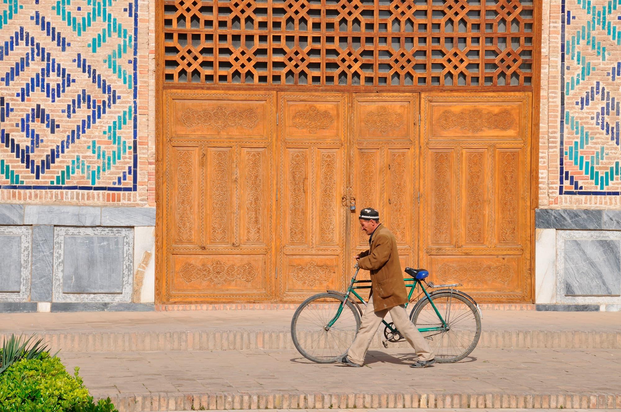La Ruta de Samarkanda I - Uzbekistan- imagen #5