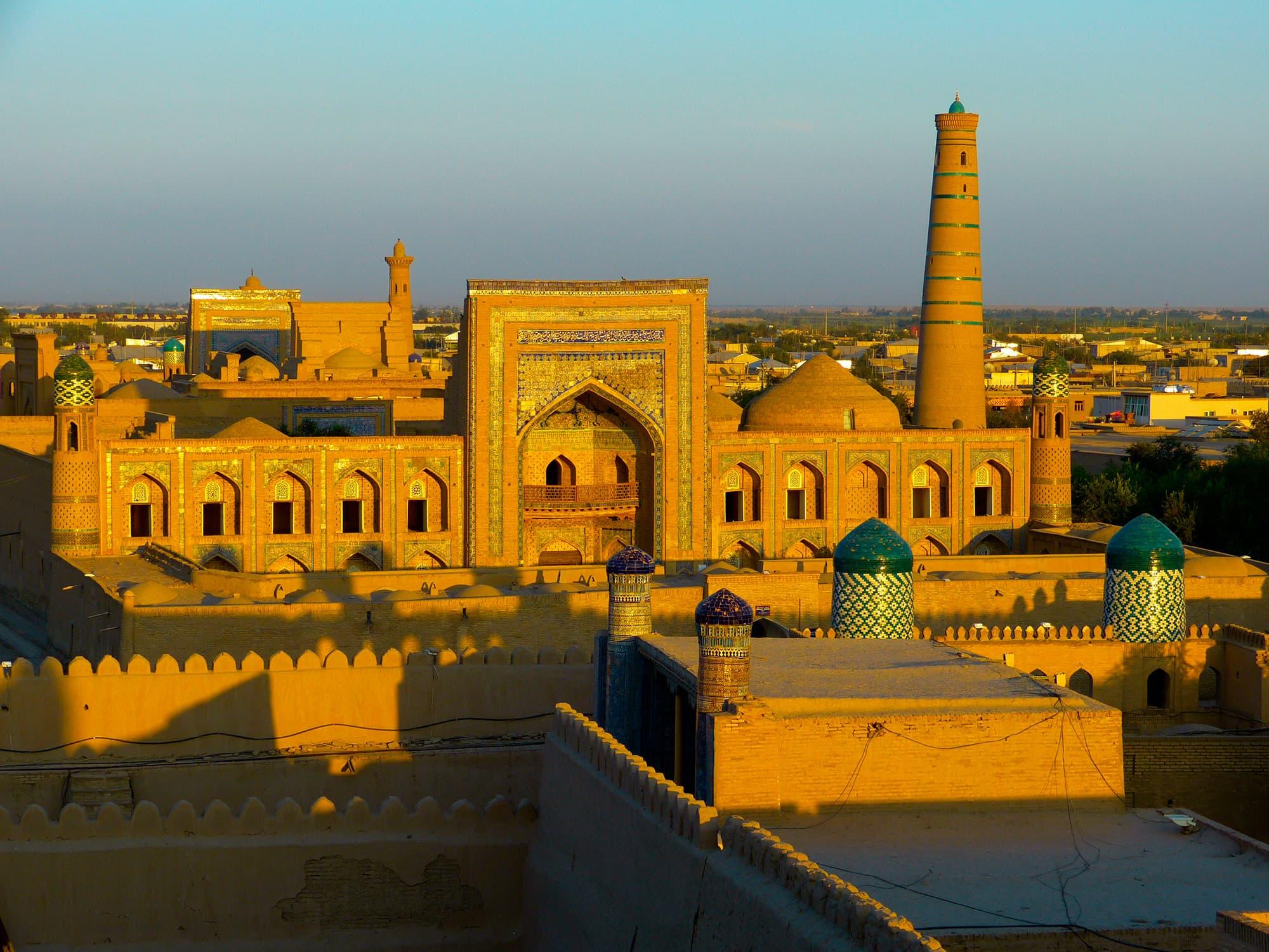 La Ruta de Samarkanda I - Uzbekistan- imagen #6