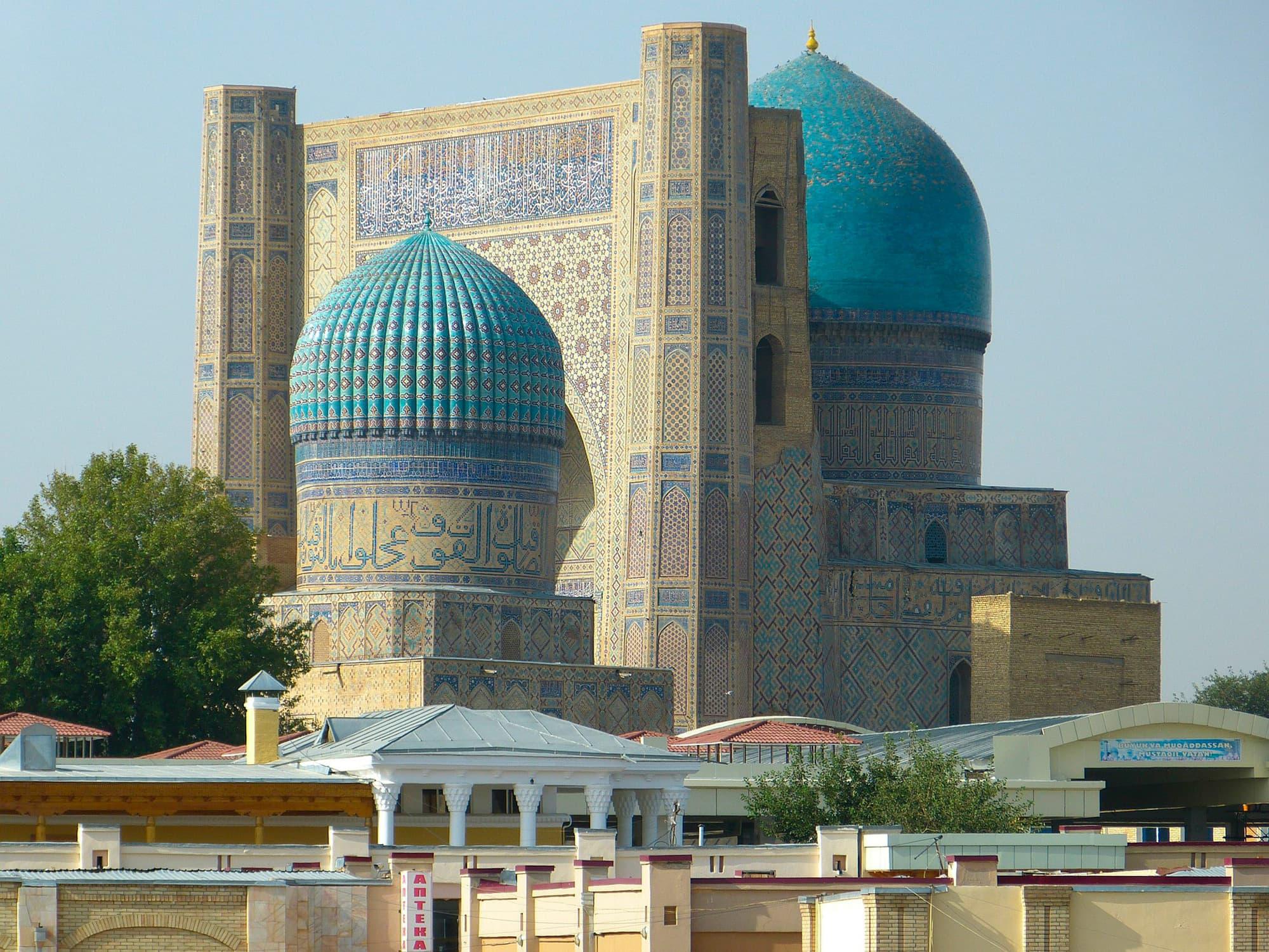 La Ruta de Samarkanda I - Uzbekistan- imagen #7