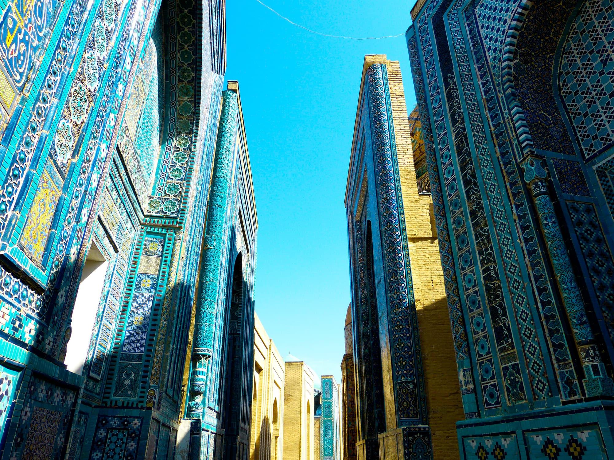 La Ruta de Samarkanda I - Uzbekistan- imagen #9