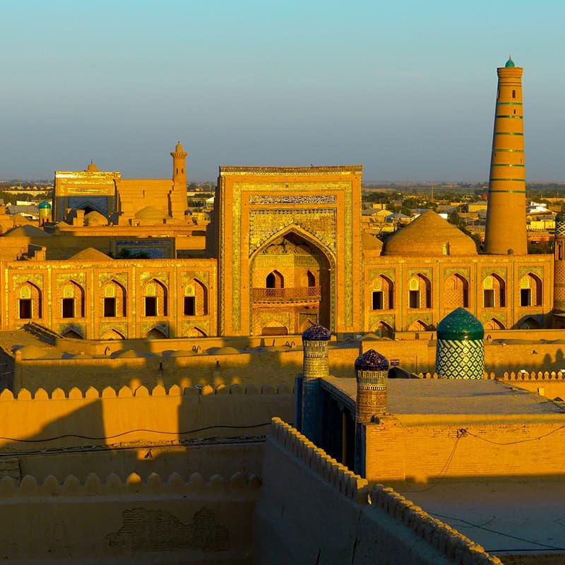 Viajes a medida | La Ruta de Samarkanda II-de novios