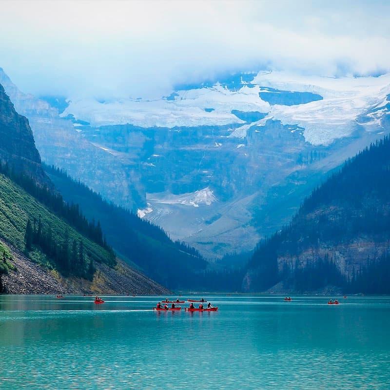 Viajes a medida | Costa Este: Bosques, Ballenas y Fiordos-aventura