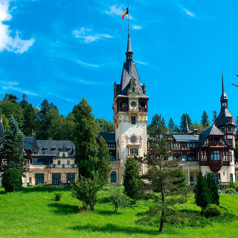 Viaje en grupo: Viaje en Grupo a Rumanía-Rumanía