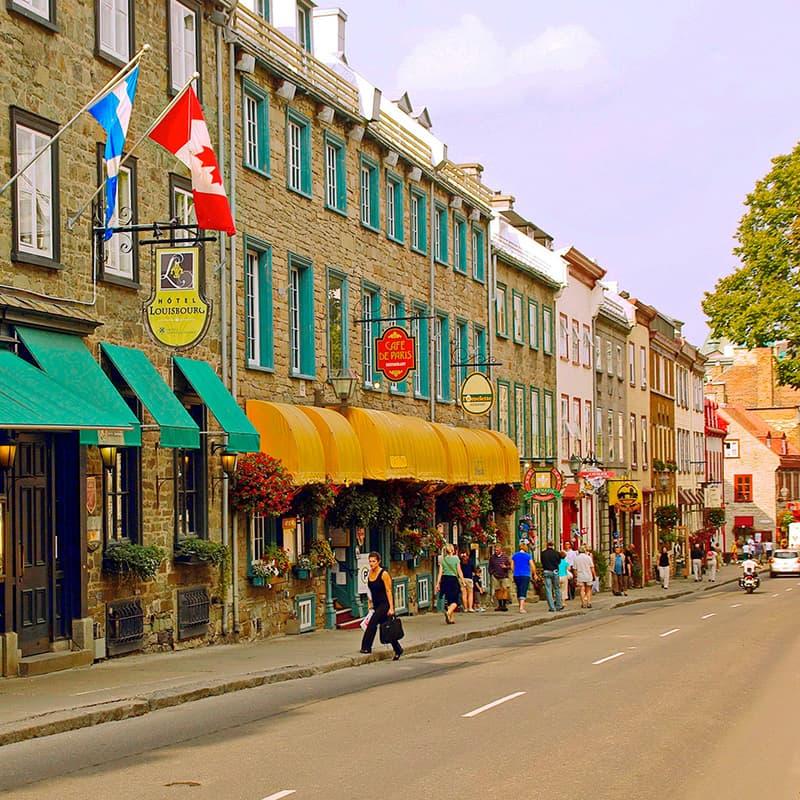 Viajes a medida | Explorando el Este de Canadá-de novios