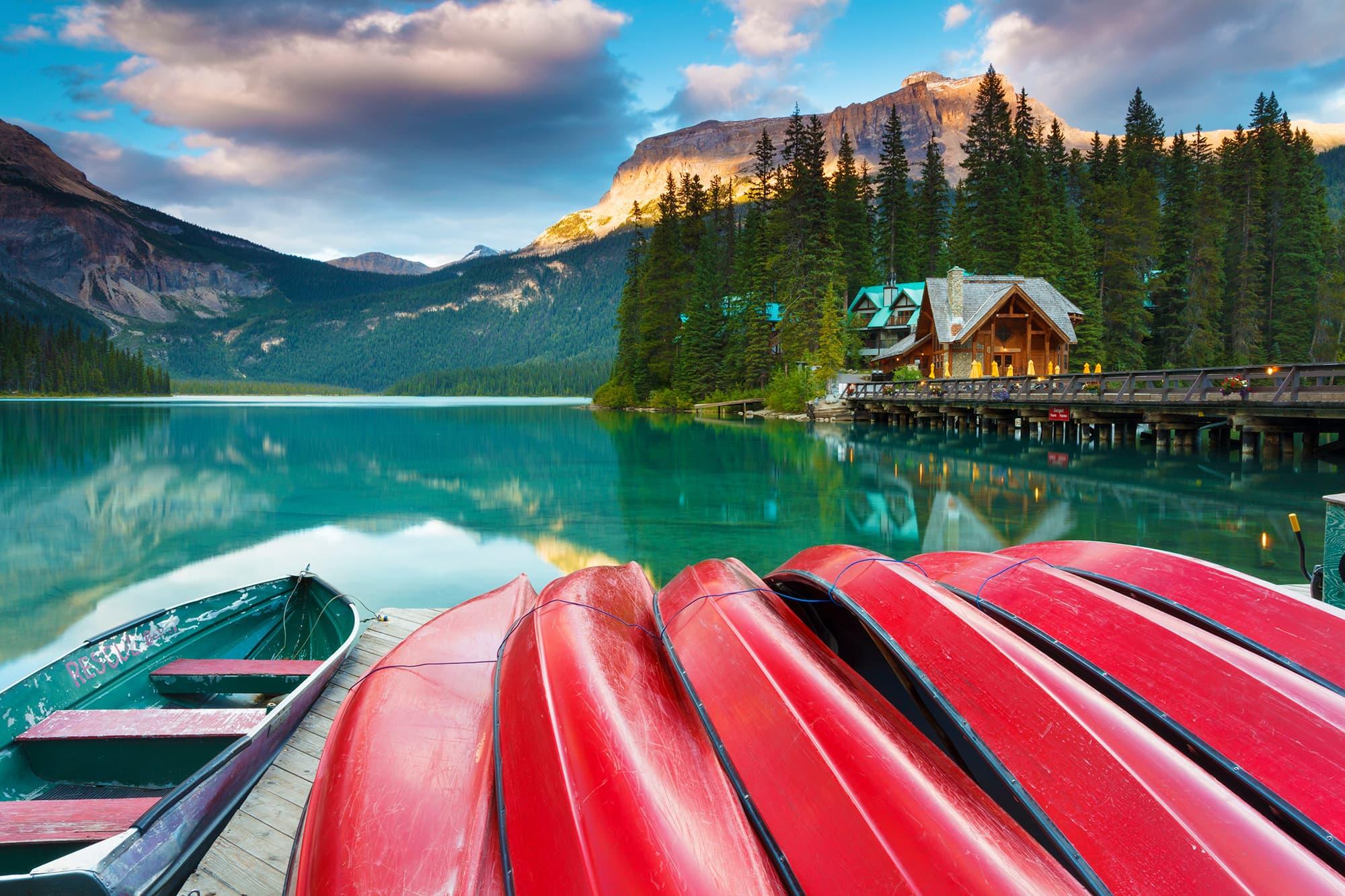Costa Oeste: Parques Nacionales en libertad - Canadá- imagen #2