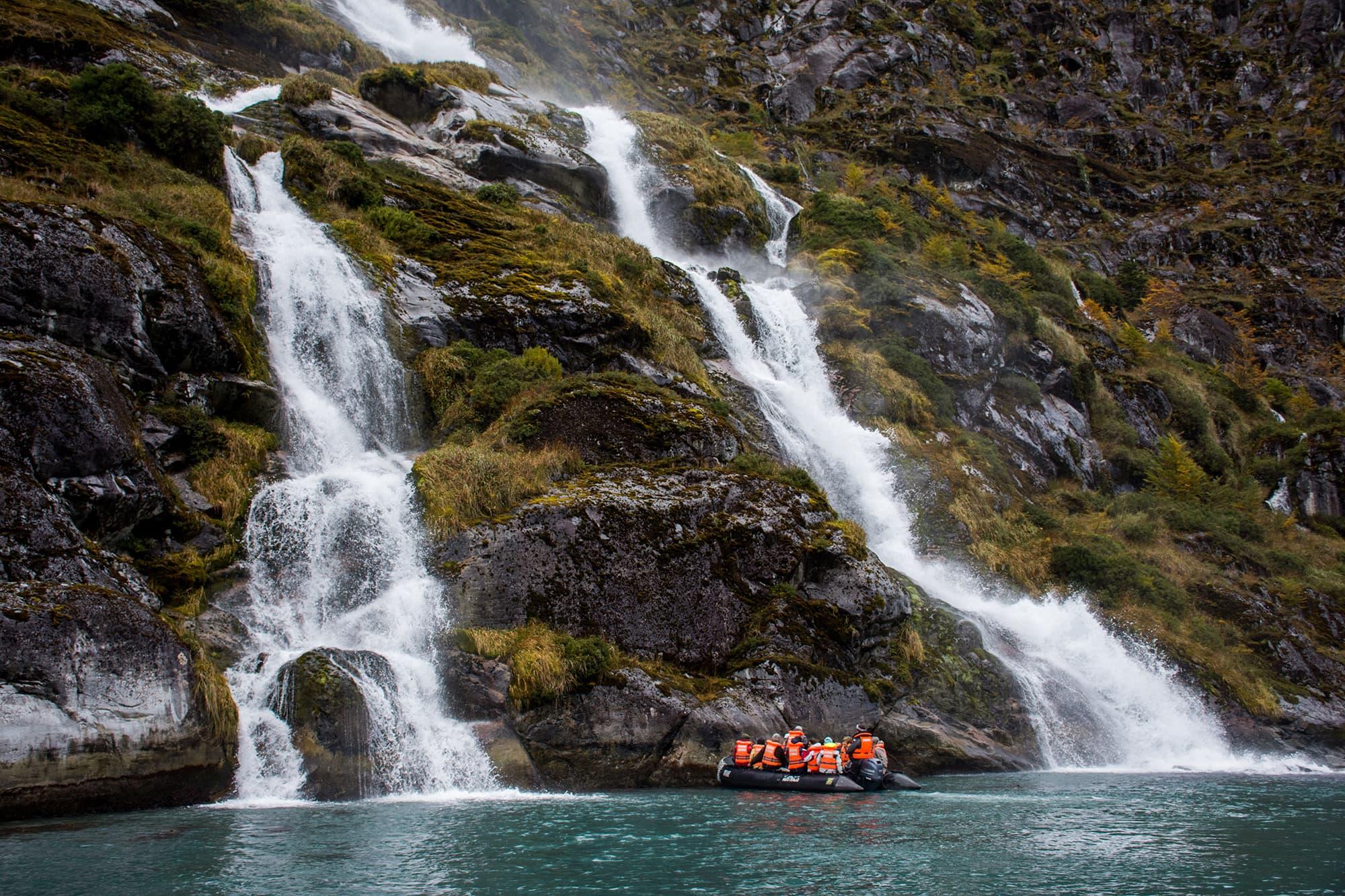 Crucero: Fiordos de Tierra del Fuego - Punta Arenas - Ushuaia - Argentina- imagen #5