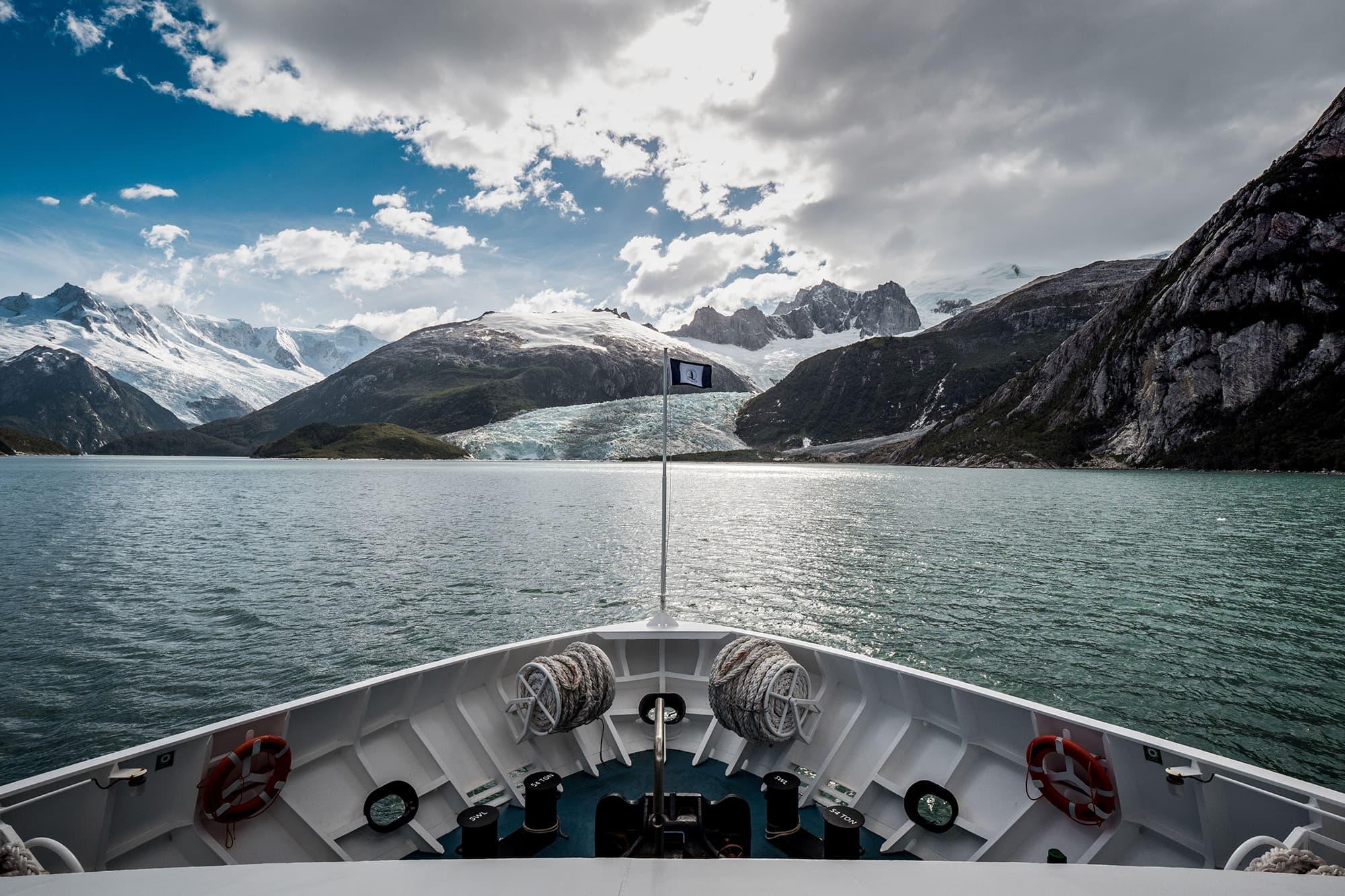 Crucero: Fiordos de Tierra del Fuego - Punta Arenas - Ushuaia - Argentina- imagen #1