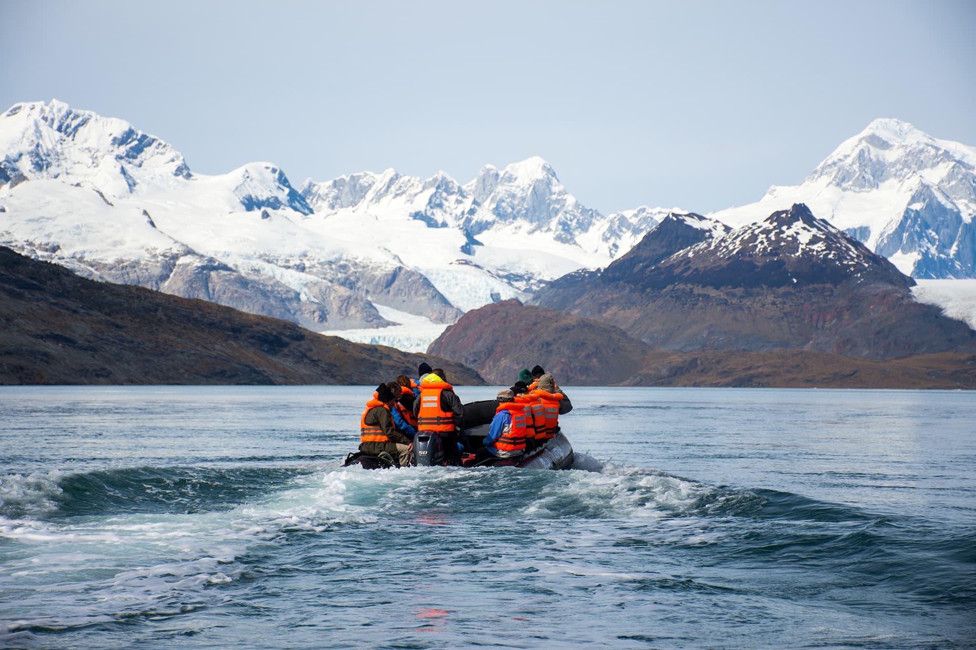 Crucero: Exploradores de la Patagonia - Ushuaia - Punta Arenas - Argentina- imagen #5