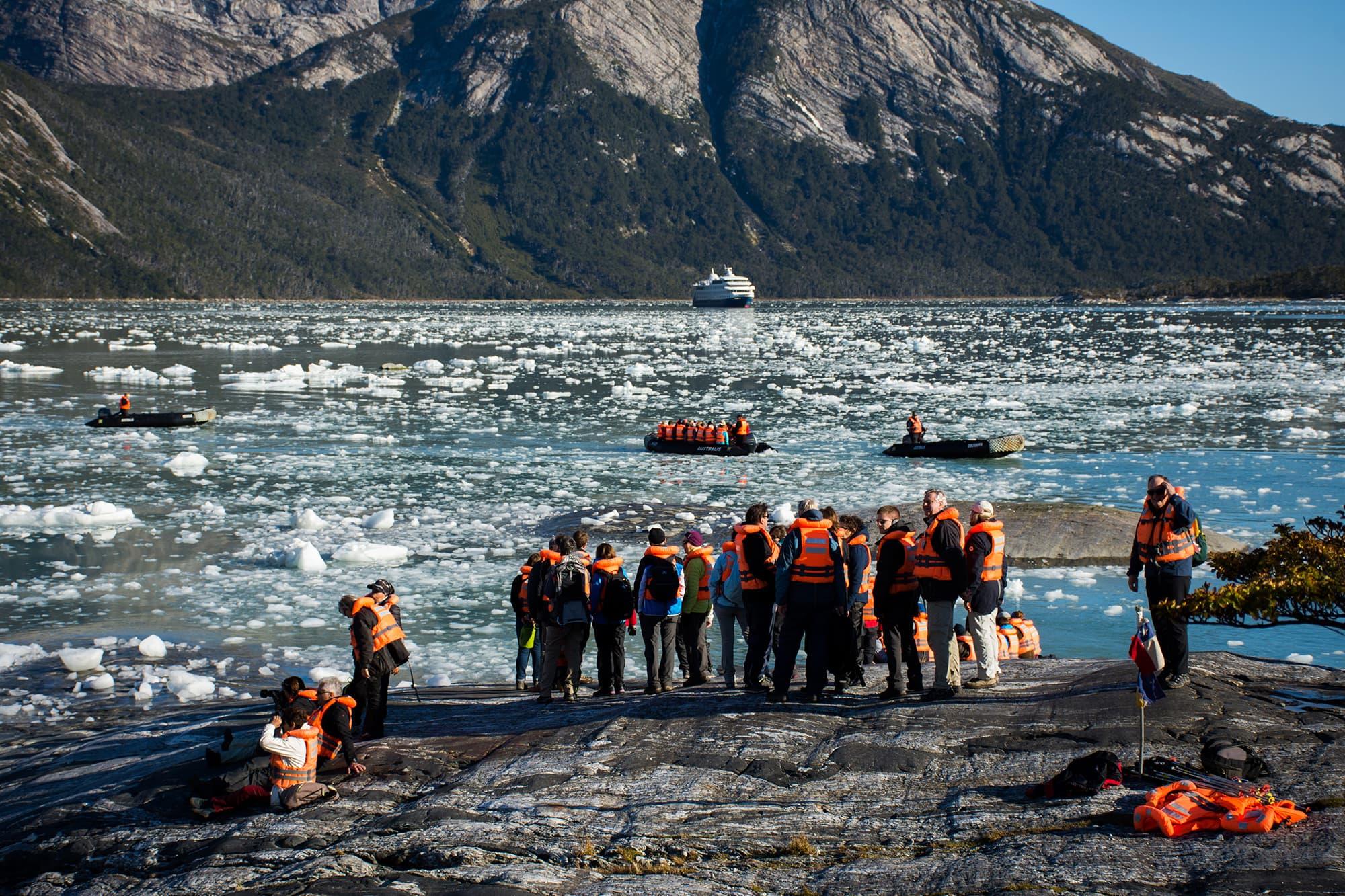 Crucero: Exploradores de la Patagonia - Ushuaia - Punta Arenas - Argentina- imagen #6