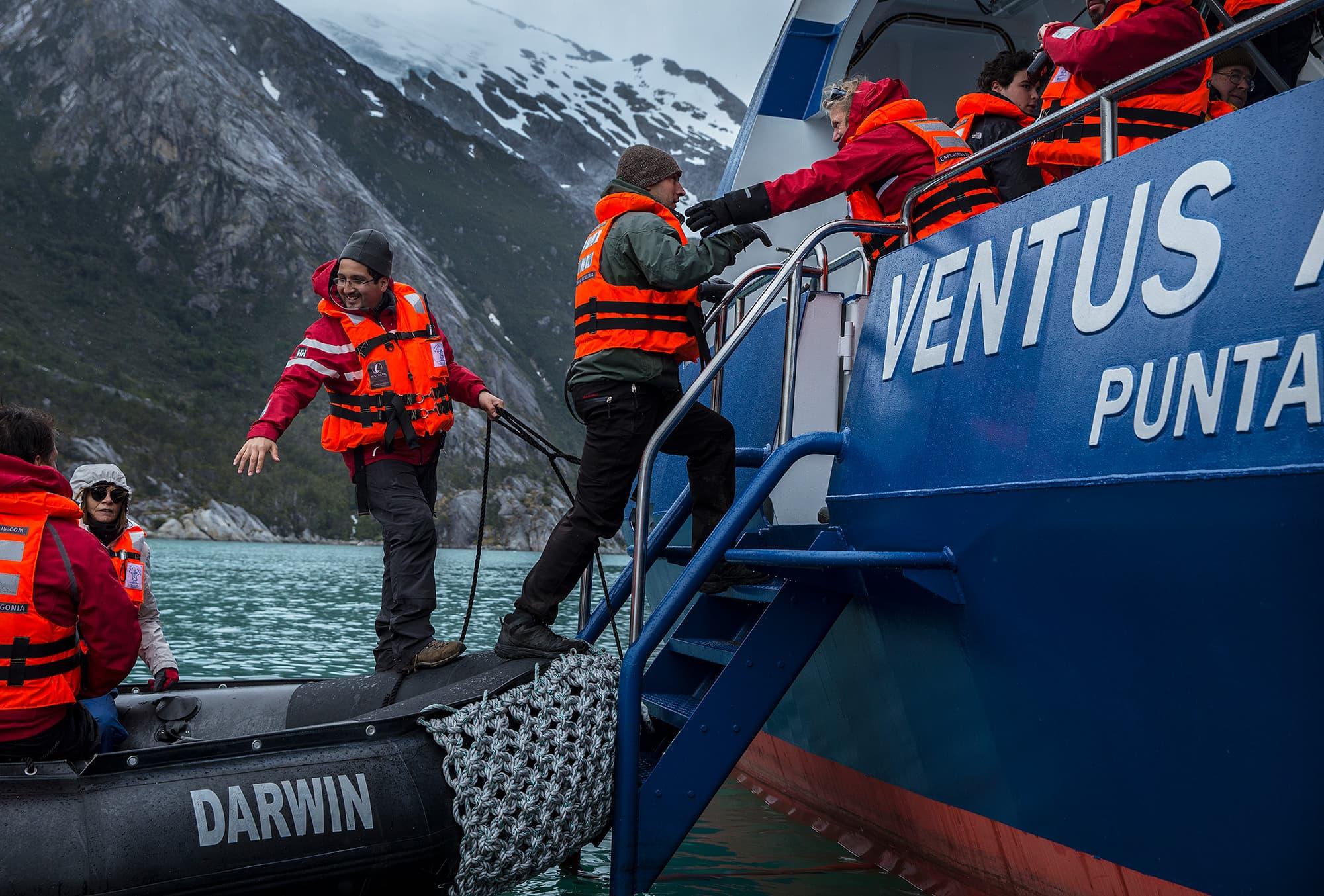 Crucero: Exploradores de la Patagonia - Ushuaia - Punta Arenas - Argentina- imagen #1