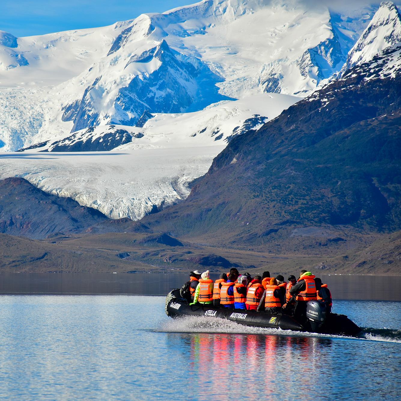 Viaje a medida: Crucero: Exploradores de la Patagonia - Ushuaia - Punta Arenas-Argentina