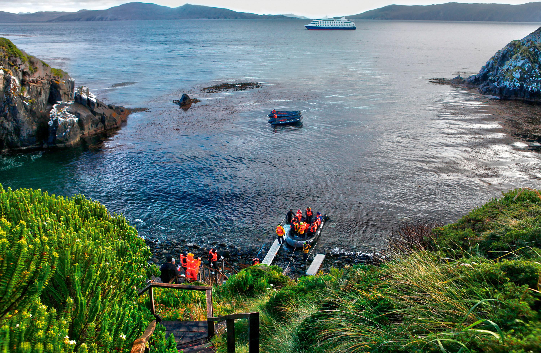 Crucero Exploradores de la Patagonia - Ushuaia - Punta Arenas