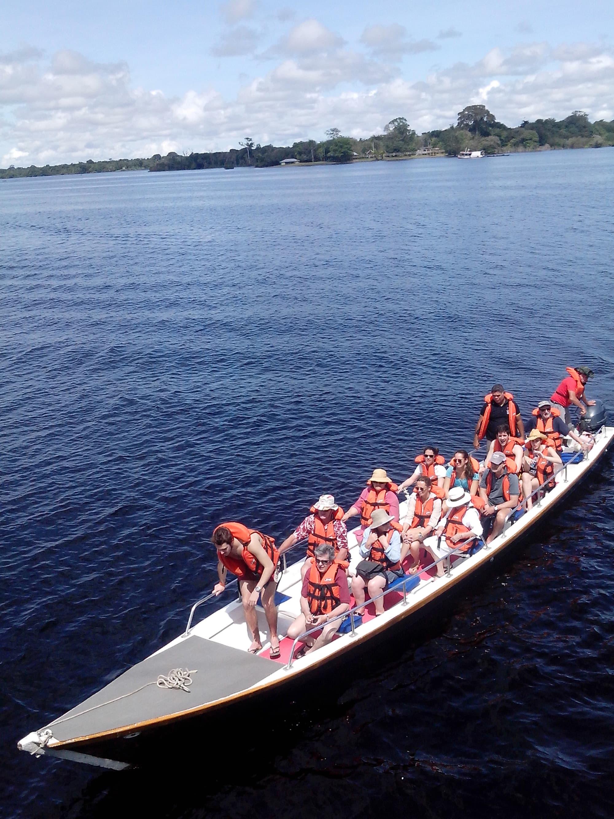 Crucero: Desafío Amazonas Brasil (4 días) - Brasil- imagen #7