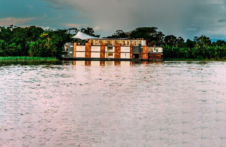 Crucero AQUA NERA por el Amazonas - High Water Itinerary