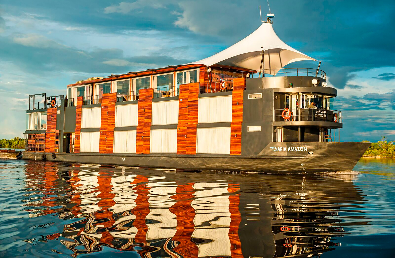 Crucero AQUA NERA por el Amazonas 4 noches - High Water