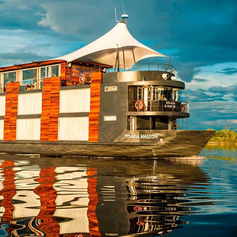 Viajes a medida | Crucero AQUA NERA 4 NIGHT HIGH WATER ITINERARY-Cruceros de lujo