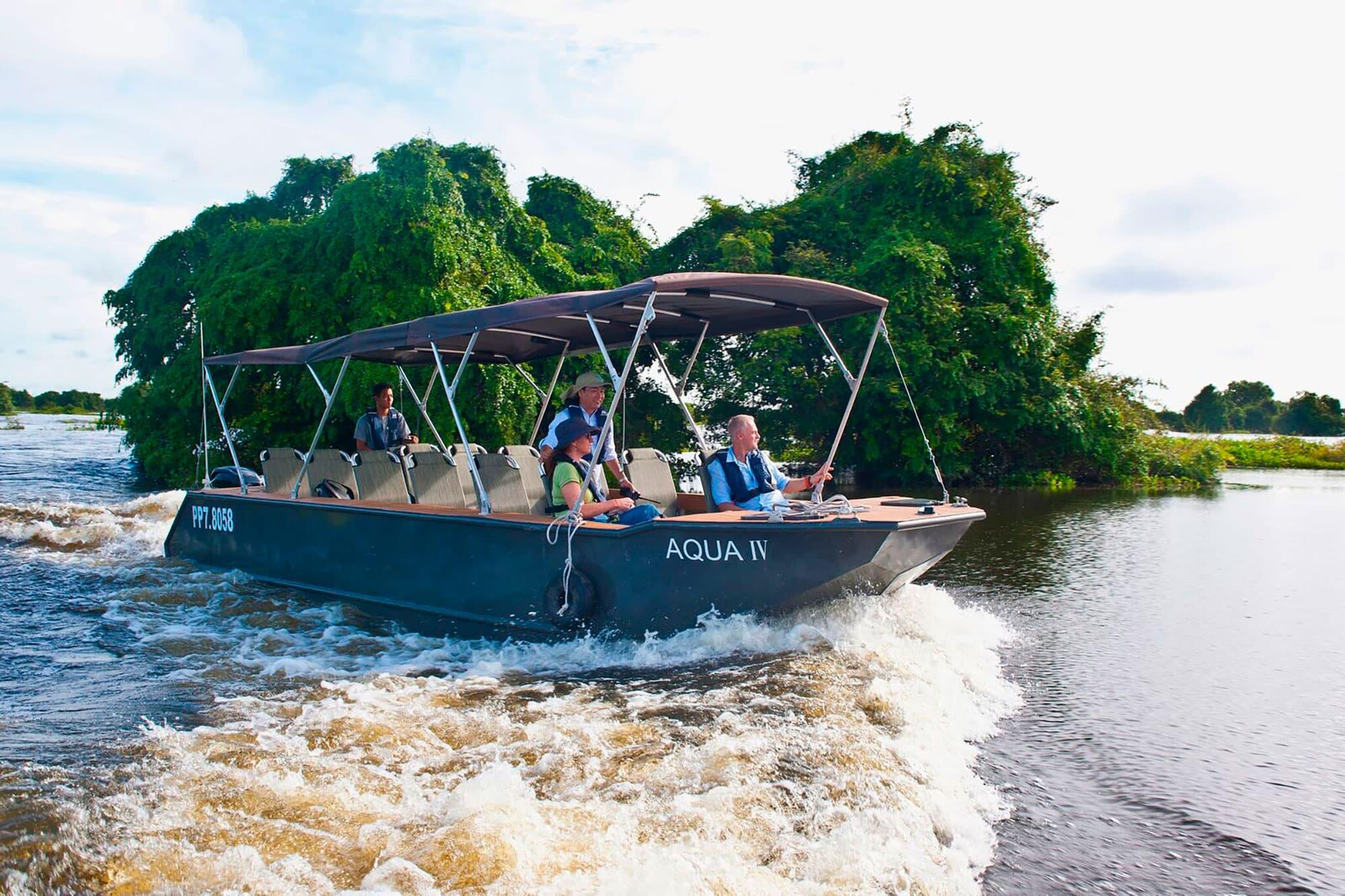 Crucero AQUA de 3 noches – Río abajo – Temporada de Agua Baja (De Phnom Penh a Ho Chi Minh) - Vietnam- imagen #10