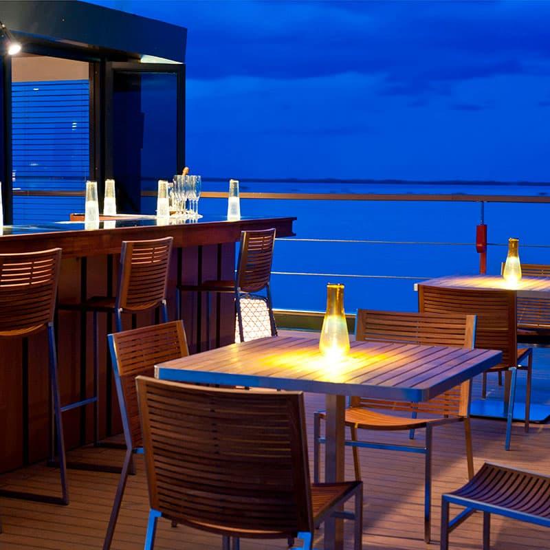 Viajes a medida | Crucero AQUA de 3 noches – Río arriba – Temporada de Agua Baja (Phnom Penh)-Cruceros de lujo