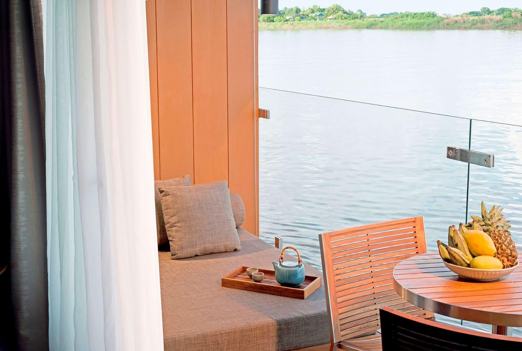 Crucero AQUA de 4 noches – Río arriba – Temporada de Agua Alta (De Ho Chi Minh a Phnom Penh) - Vietnam- imagen #3