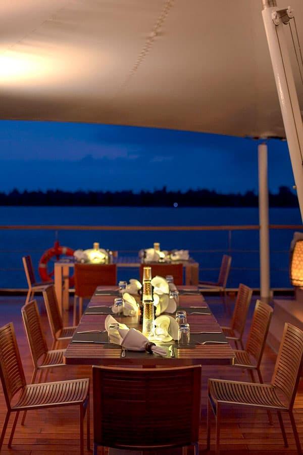 Crucero AQUA de 4 noches – Río arriba – Temporada de Agua Alta (De Ho Chi Minh a Phnom Penh) - Vietnam- imagen #2