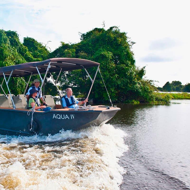 Viajes a medida | Crucero AQUA de 7 noches – Río abajo – Temporada de Agua Baja (De Phnom Penh a Ho Chi Minh)-Cruceros de lujo