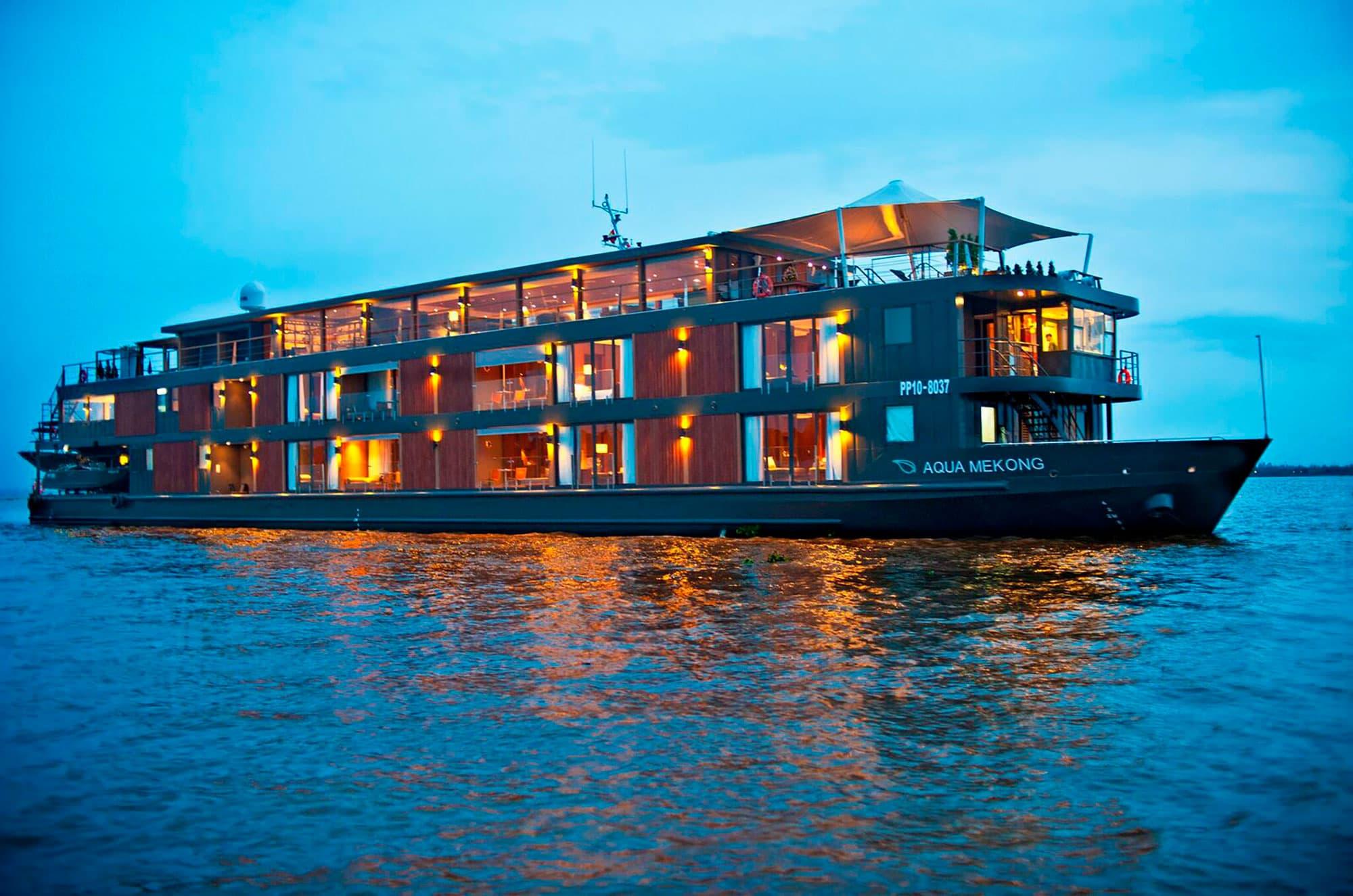 Crucero AQUA de 7 noches – Río arriba – Temporada de Agua Baja (De Ho Chi Minh a Phnom Penh) - Vietnam- imagen #5