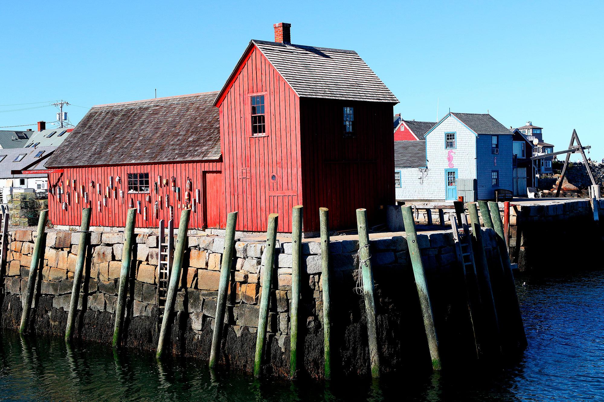 Costa Este: Paisajes de Nueva Inglaterra - EEUU- imagen #1