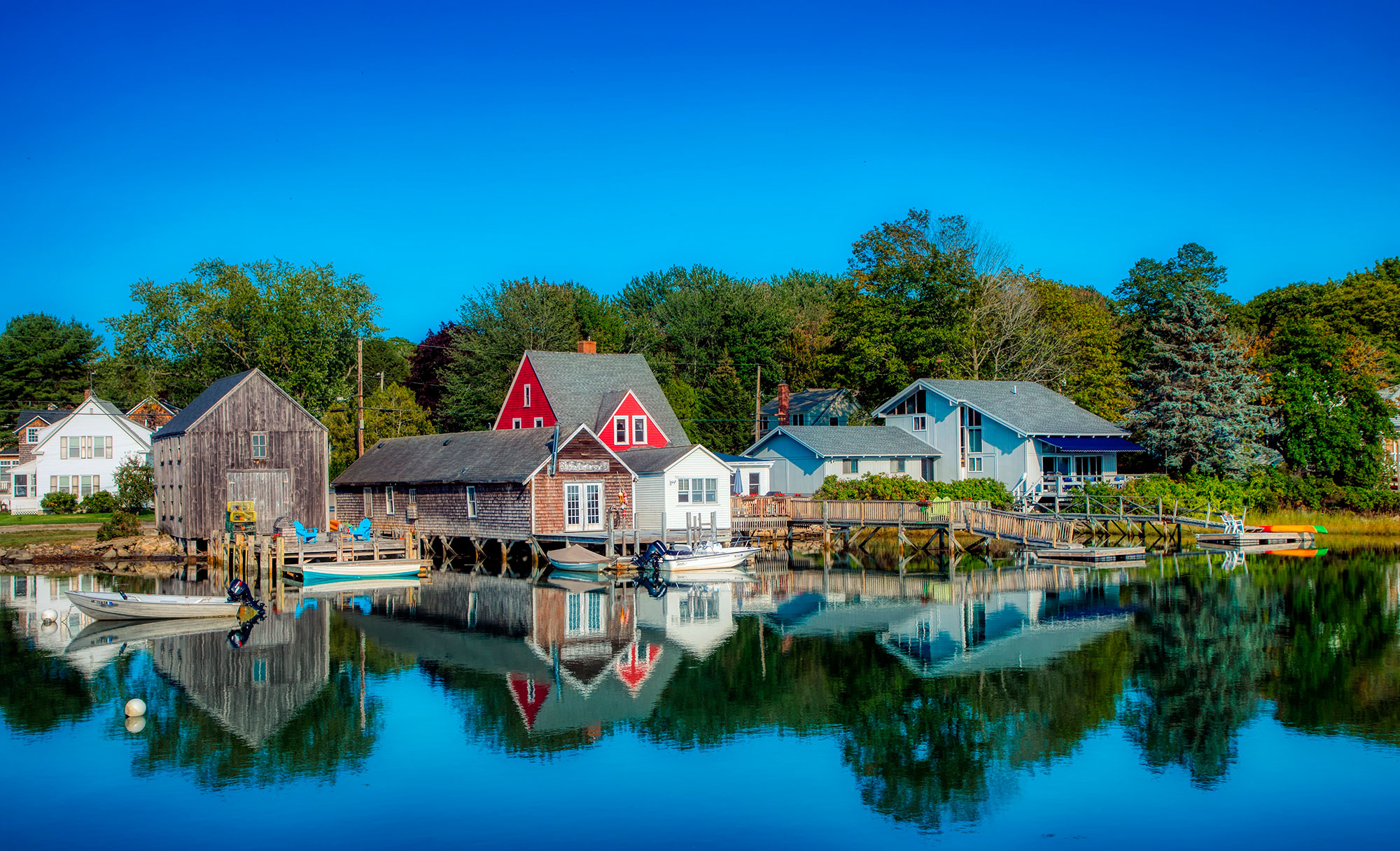 Costa Este: Paisajes de Nueva Inglaterra - EEUU- imagen #2