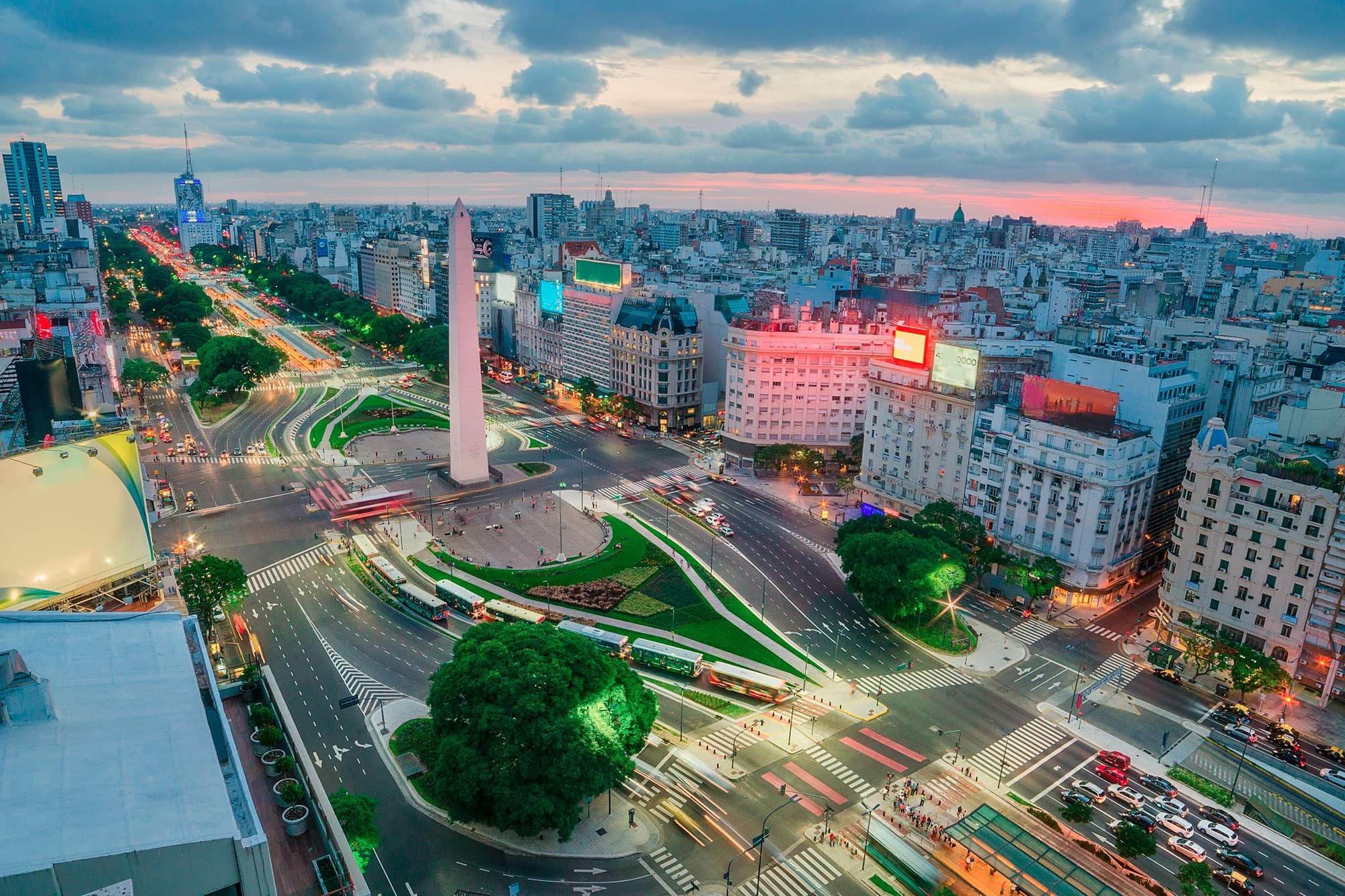 Buenos Aires, El Calafate e Iguazú - Argentina- imagen #1