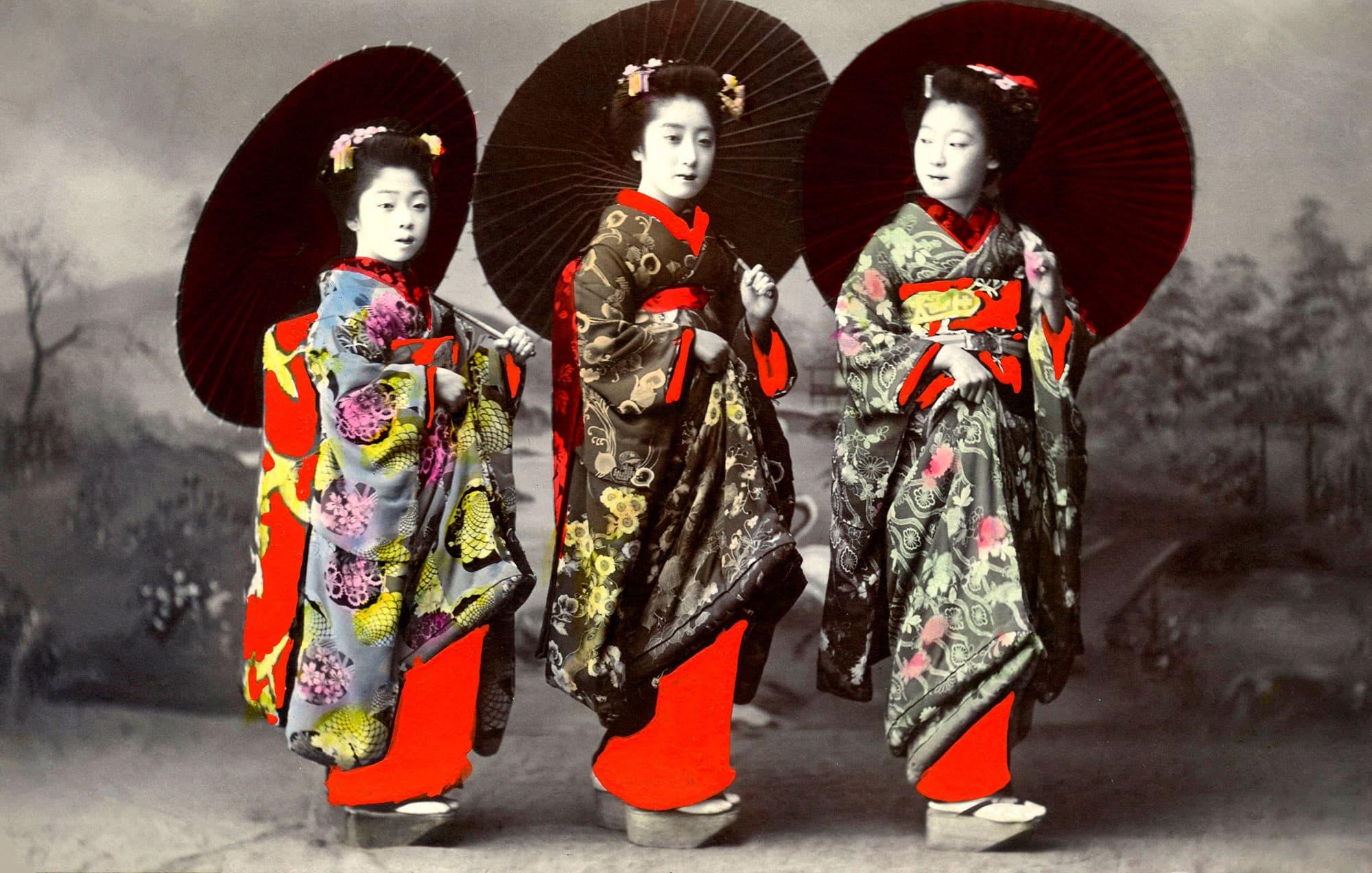 Geishas y Samurais - Japón- imagen #2