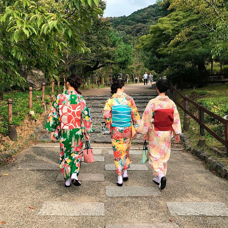 Viaje a medida: Geishas y Samurais-Japón