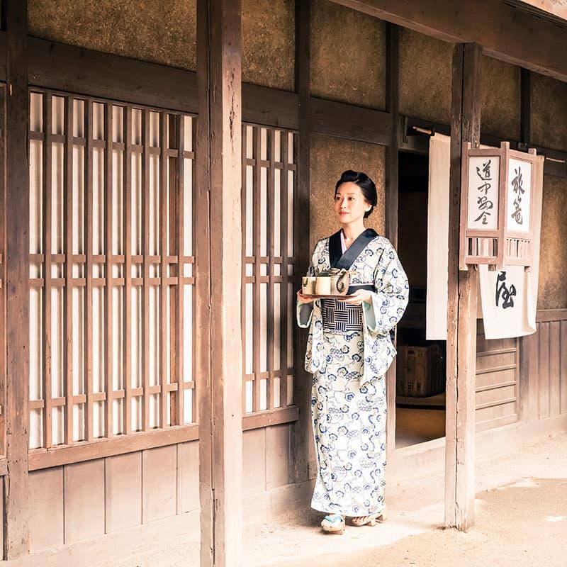 Viajes a medida | Shogunes y Damyos-gastronomía