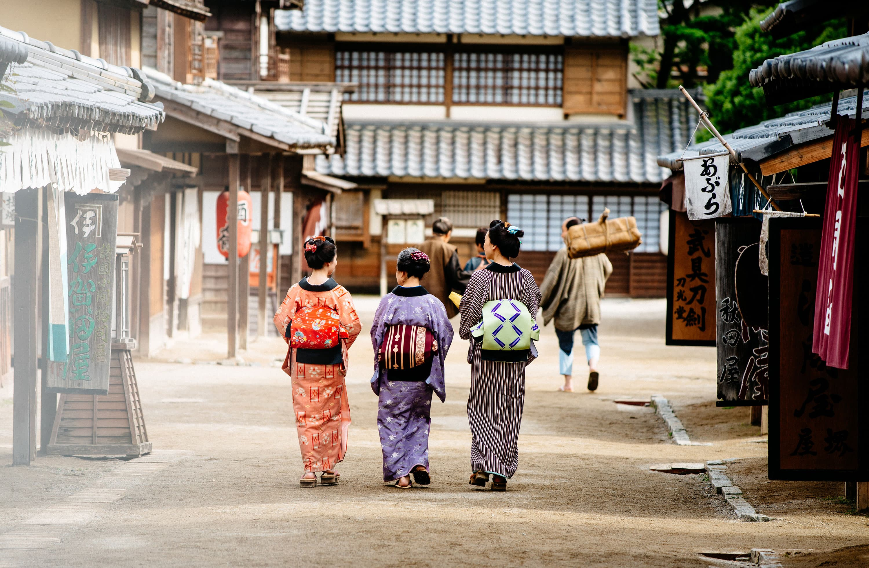 Viaje semi organizado a Japón 日本: Leyendas de Shogunato